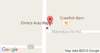 Crawfish Barn