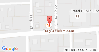 Tony's Fish House