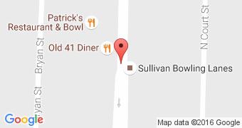 Sullivan Bowling Center