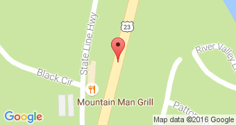 Mountain Man Grill
