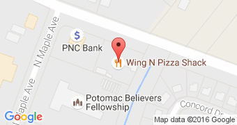 Wing N Pizza Shack