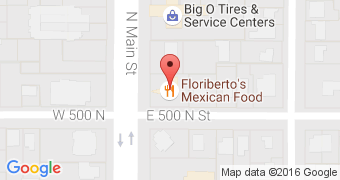 Floriberto's Mexican Food