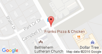 Franks Pizza and Chicken