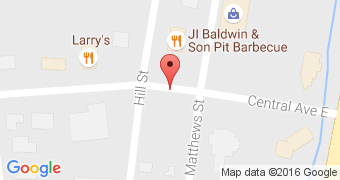 J I Baldwin and Son Pit Barbecue