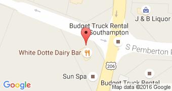 White Dotte Dairy Bar