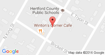 G&Ds DBA Winton's Corner Cafe
