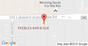 Peebles Bar-B-Q