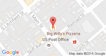 Big Willy's Pizzeria