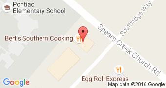 Bert's Southern Cooking