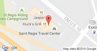 St Regis Travel Center