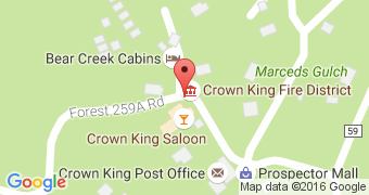 Crown King Saloon