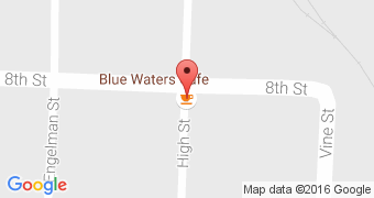 Blue Waters Cafe