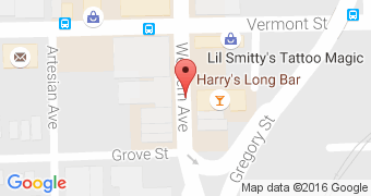 Harry's Long Bar