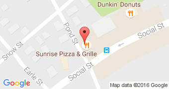 Sunrise Pizza and Grille