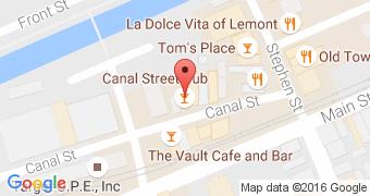 Canal Street Pub
