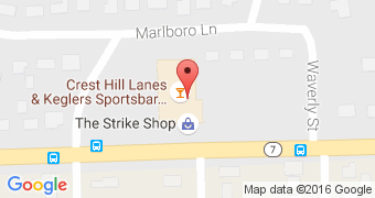 Crest Hill Lanes and Keglers Sports Bar