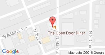 Open Door Diner