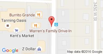 Warren's Family Drive-In
