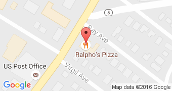 Ralpho's Pizza