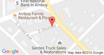 Maria's Pizza In Amboy