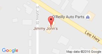 Jimmy's Johns Gourmet Sandwiches