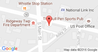 The Bull Pen Sports Pub