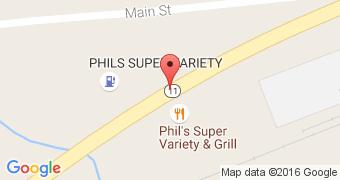 Phil's Super Variety