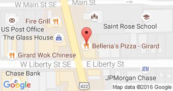 Belleria Pizza and Italian Restaurant