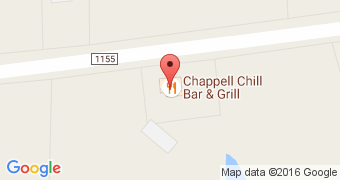 Chappell Chill Bar and Grill