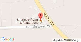 Shurina's Pizza Restaurant