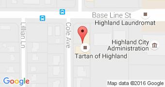 Tartan of Highland