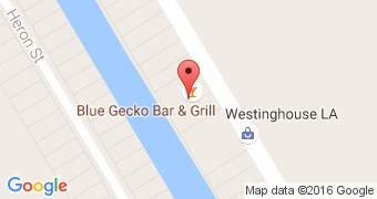 The Blue Gecko Bar and Grill