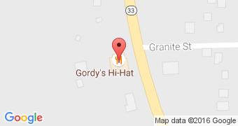 Gordys Warming House