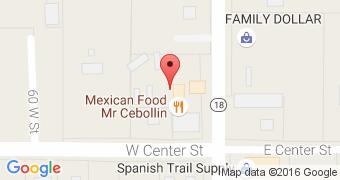 Veyo. Mr Cebollin mexican food