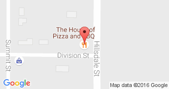The House of Pizza and BBQ