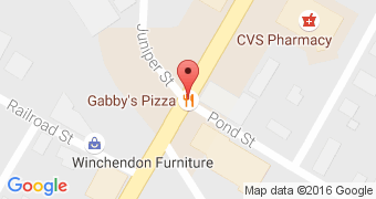 Gabby's Pizza