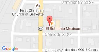 El Bohemio Mexican Restaurant