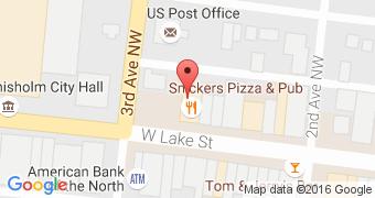 Snickers Pizza & Pub