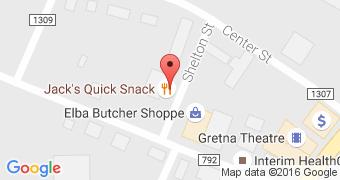 Jack's Quick Snack