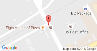Elgin House of Pizza Restaurant