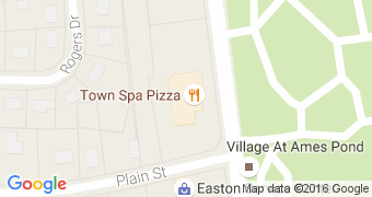 Town Spa Pizza