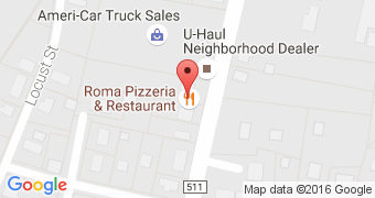 Roma Pizzeria and Restaurant