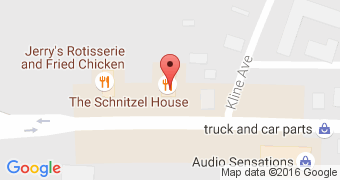 The Schnitzel House