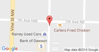 Carters Fried Chicken-Dawson