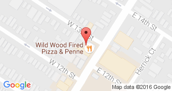 Wild Wood Fired Pizza & Penne