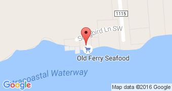 Old Ferry Seafood