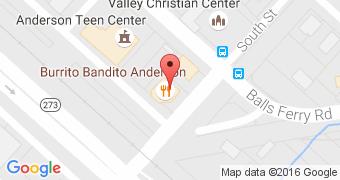 Burrito Bandito Anderson