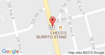 Checo's Burrito Stand