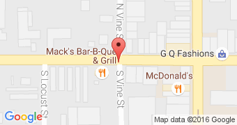 Mack's BBQ and Grill