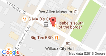 Isabel's South of the Border